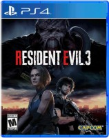 игра Resident Evil 3 Remake PS4