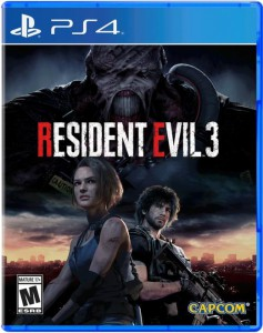 игра Resident Evil 3 Remake PS4 - русская версия