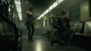 скриншот Resident Evil 3 Remake PS4 - русская версия #6