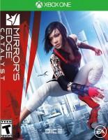 игра Mirrors Edge Catalyst Xbox One -  русская версия