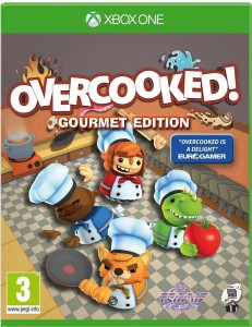 игра Overcooked Gourmet Edition Xbox One