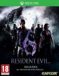 игра Resident Evil 6 Xbox One - Русская версия