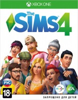 игра The Sims 4 Xbox One - Русская версия