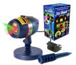 Подарок Лазерный звездный проектор Star Shower