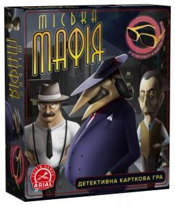 Настільна гра Arial 'Міська мафія' (4820059910985)