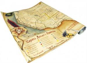 фото Карта фронтира Studio 101 'Deadlands ' (ST5497) #2
