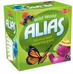 Настольная ролевая игра Tactic 'Алиас. Дикий мир (Alias Wild World) ' (55828)