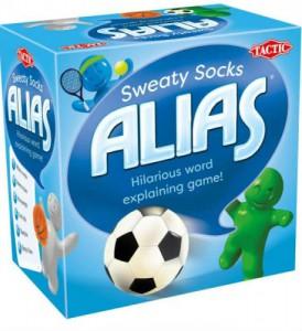 Настольная ролевая игра Tactic 'Алиас. Мир спорта (Alias Sweaty Socks)  ' (55809)