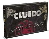 Настольная ролевая игра Winning Moves 'Клюэдо: Игра Престолов (Cluedo Game of Thrones)' (27410)
