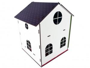 фото игрушки Конструктор Зірка 'Будиночок кольоровий ігровий' (2000001203361) #8