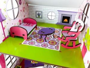 фото игрушки Конструктор Зірка 'Будиночок кольоровий ігровий' (2000001203361) #10