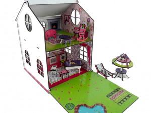 фото игрушки Конструктор Зірка 'Будиночок кольоровий ігровий' (2000001203361) #9