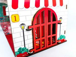 фото игрушки Конструктор Зірка 'Будиночок кольоровий ігровий з ліфтом' (2000001203354) #2