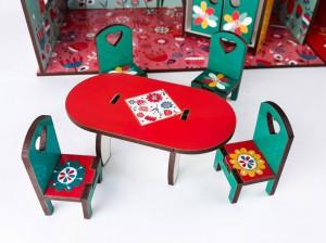 фото игрушки Конструктор Зірка 'Будиночок кольоровий ігровий з ліфтом' (2000001203354) #8