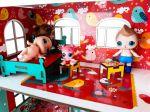 фото игрушки Конструктор Зірка 'Будиночок кольоровий ігровий з ліфтом' (2000001203354) #7