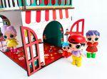 фото игрушки Конструктор Зірка 'Будиночок кольоровий ігровий з ліфтом' (2000001203354) #5