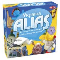 Настольная ролевая игра Tactic 'Алиас. Украина (Alias Ukraine)' (56264)