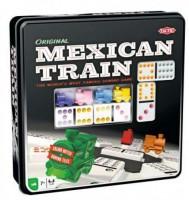 Настольная ролевая игра Tactic 'Мексиканский Поезд (Mexican Train)' (54005)