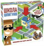 Настольная ролевая игра Tactic 'Школа шпионов (Школа шпигунів)' (56263)