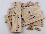 фото Дерев'яний 3D-конструктор Зірка 'Історичне знаряддя Требушет' (2000001027646) #6