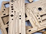 фото Дерев'яний 3D-конструктор Зірка 'Історичне знаряддя Требушет' (2000001027646) #9