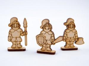 фото Дерев'яний 3D-конструктор Зірка 'Історичне знаряддя Требушет' (2000001027646) #5