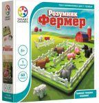 Настольная игра Smart 'Умный Фермер (Розумник Фермер, Smart Farmer)' (SG 091 UKR)