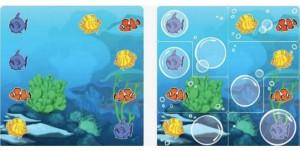 фото Дорожная магнитная игра Smart 'Кораловий риф (Coral reef)' (SGT 221 UKR) #4