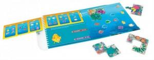 фото Дорожная магнитная игра Smart 'Кораловий риф (Coral reef)' (SGT 221 UKR) #3