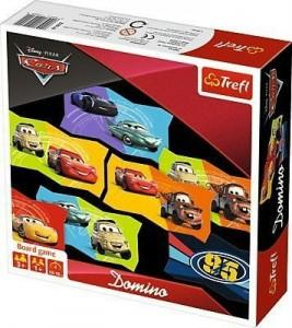 Настольная игра Trefl 'Домино. Тачки (Domino: Cars)' (1599)