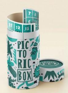 Настольная игра PictoricBox 'PictoricBox' (40001)