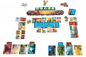 фото Настольная игра Trefl '7 Чудес: Дуэль (7 Wonders: Duel)' (92384) #3