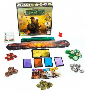 фото Настольная игра Trefl '7 Чудес: Дуэль (7 Wonders: Duel)' (92384) #5