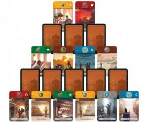 фото Настольная игра Trefl '7 Чудес: Дуэль (7 Wonders: Duel)' (92384) #4