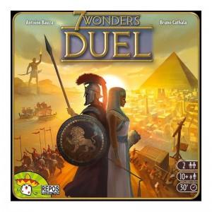 Настольная игра Trefl '7 Чудес: Дуэль (7 Wonders: Duel)' (92384)