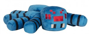 фигурка Фигурка JINX Minecraft - Adventure Cave Spider Plush, 15 Blue (JINX-8693)