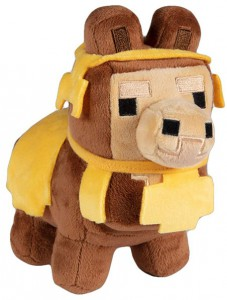 фигурка Фигурка JINX Minecraft - Happy Explorer Baby Llama, 6.5 Brown (JINX-8732BR)