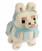 фигурка Фигурка JINX Minecraft - Happy Explorer Baby Llama, 6.5 White/Blue (JINX-8732Wh)