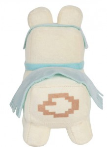 фото Фигурка JINX Minecraft - Happy Explorer Baby Llama, 6.5 White/Blue (JINX-8732Wh) #2