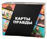 Настольная игра Cards of conflict 'Карты Правды' (89211)