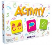 Настольная игра Feelindigo 'Активити (Актівіті українською) (Activity UA)' (FI19029)