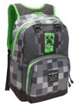 Подарок Рюкзак JINX Minecraft Creepy Creeper, Dark Grey (JINX-7652DGR)