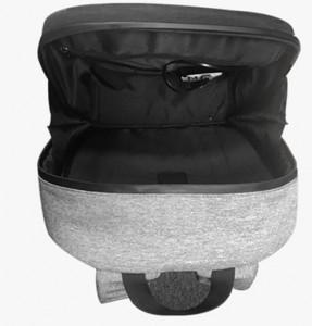 фото Рюкзак с LED дисплеем LED Bagpack, серый #4