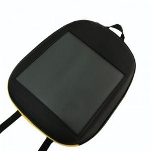 фото Рюкзак с LED дисплеем LED Bagpack, серый #7