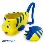 Подарок Чашка 3D Disney Flounder The Little Mermaid (Флаундер), 230мл, (ABYMUG564)