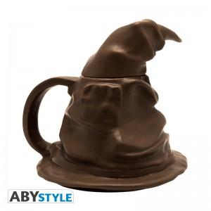 Подарок Чашка 3D Harry Potter Sorting Hat, 300мл, (ABYMUG447)