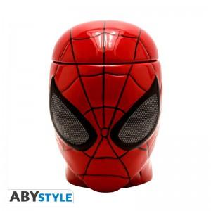 фото Чашка 3D Marvel Spider-man (Человек-паук), 350 мл (ABYMUG420) #2
