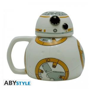Подарок Чашка 3D Star Wars - BB8, 350 мл (ABYMUG351)