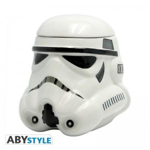 Подарок Чашка 3D Star Wars Trooper (Штурмовик), 350 мл (ABYMUG240)