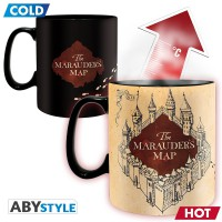 Подарок Чашка хамелеон Harry Potter 460 мл (ABYMUG301)